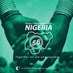 🇳🇬 Happy Independence Day Nigeria 🇳🇬 have a wonderful weekend #NigeriaAt56 #NigerianIndependenceDay https://t.co/Fdfa4bVmLy