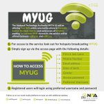 We hope youre all having a great weekend! Heres how to access #MYUG @KCCAUG @UgandaMediaCent @nbstv @MoICT_Ug https://t.co/szBVEkaqt3