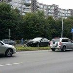 На Московском проспекте автомобиль влетел в ограждение На Московском проспекте в Ка ... https://t.co/DIWu3fI3DT https://t.co/NUOdju871R