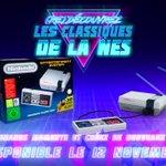 #Concours Gagnez la Nintendo Classic Mini NES officielle avec 30 jeux inclus Pour participer RT + Follow Fin le 6/11 https://t.co/Tmsho0Sfq6
