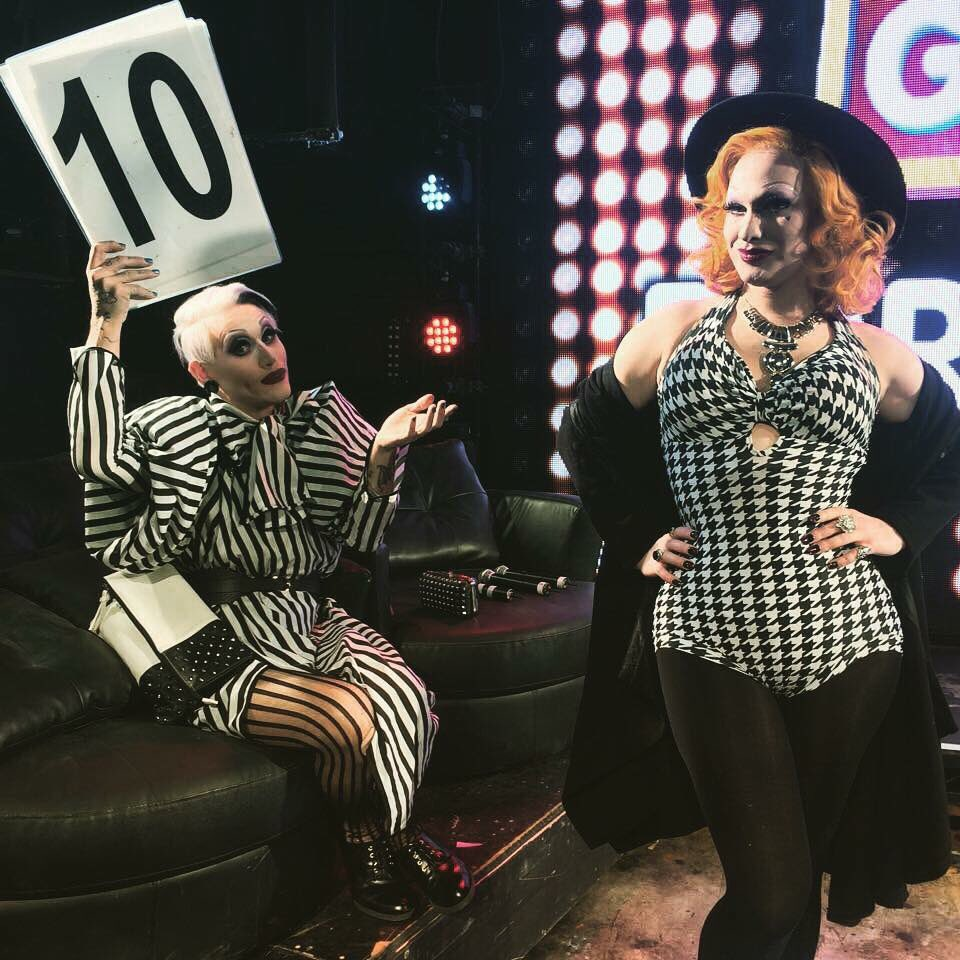 A year ago today apparently! 10 out of 10 for @JinkxMonsoon ! https://t.co/E1a2PpQMsm