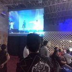 Nanonood pa din Hubby 😊 #JaDineLoveDagupan https://t.co/jxfZx5P7wS