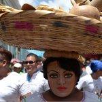 #Nicaragua: Fe, cultura y tradición... ¡Masaya está de fiesta! https://t.co/5A5X9dx4sQ https://t.co/NPJwmzjiPb