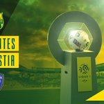Cest parti au Stade de la Beaujoire ! ALLEZ NANTES, OBJECTIF VICTOIRE ! #FCNSCB https://t.co/nqQB0dabnQ