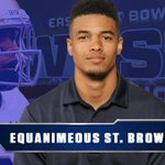 Equanimeous St. Brown: University of Notre Dame 4 Rec, 182 Yds, 2 TD at the half. https://t.co/JCOdGSdV8U