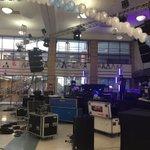 HoCo dance setup! #ahshoco2016 https://t.co/ufU7IyJY93