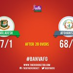 Afghanistan require another 212 runs with 6 wickets and 30.0 overs remaining. #BANvAFG https://t.co/o3Y20KQrbG