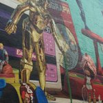 An amazing new mural done by @ArtWorksCincy in honor of Kenner Toys @KennerToys https://t.co/j1DDGWK5ku