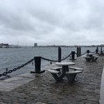 Another rainy day in #BostonHarbor https://t.co/bEEoMal3Th
