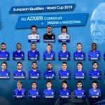 La liste des joueurs sélectionnés pour affronter lEspagne et la Macédoine sous les couleurs de lItalie. https://t.co/601te3e3Vc