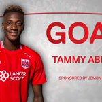 GOAL: #BristolCity 1-1 Nottingham Forest, Abraham 66. https://t.co/kuVA4QKjk4