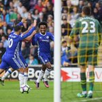 [#PL🇬🇧] @HullCity 0-2 @FrenchCFC Chelsea navait plus gagné depuis 1 mois en Premier League ! #HULCHE https://t.co/ImgD8oMgZa