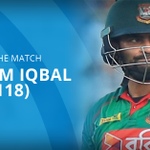 .@TamimOfficial28 is awarded MoM in the 3rd #BanvAfg ODI for his record-breaking century: https://t.co/WrUfcQSivr https://t.co/aRa4qzNls5