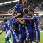 CHELSEA WIN✅ WILLIAN GOAL✅ COSTA GOAL✅ COURTOIS CLEAN SHEET✅ BLUE DAY✅ KEEP THE BLUE FLAG FLYING HIGH! #CFC #KTBFFH https://t.co/CA2skAeuyk