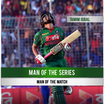 BCBtigers: Congratrulations TamimOfficial28  #BANvAFG #100thODIWin https://t.co/GilBNm2C0d