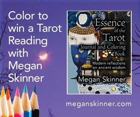 Color to win a #Tarot reading with @MeganSees https://t.co/iJNEtEZZWe Please retweet! https://t.co/9FUqvzqEhF