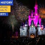 Happy 45th Birthday to @Disneys Magic Kingdom at @WaltDisneyWorld! 🎉🎂 https://t.co/N7JqjNyh48