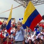 """""""Jamás le di la espalda a mi patria, no lo haría ahora"""" @PacoMoncayo #PacoPresidente https://t.co/rbl1G5MvCp"""