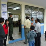 #Ecuador #Ecuador: Cuatro sectores realizarán tareas de control electoral. https://t.co/pYIODFwVlQ → La Hora https://t.co/uDrfScw0TN