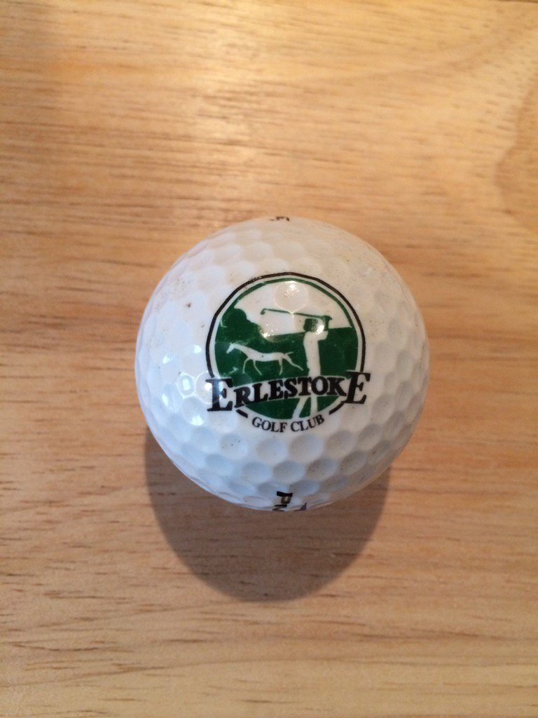 ⛳️ Found With The #Nitehawk ⛳️ Added a Erlestoke Golf Club #logo #golf ball to the collection! #Erlestoke https://t.co/z8kvK6CxNe
