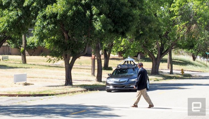 Autoblog @TheRealAutoblog: California greenlights unmanned autonomous car testing — in a certain area. https://t.co/aW6PrJymMV https://t.co/d4VCKf1LnJ