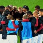#FCMASM Concentration et solidarité au @FCMetz avant le match contre l@AS_Monaco @Ligue1 @lerepu https://t.co/zQWR4GBLs0