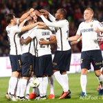 Cest terminé, victoire 7-0 de lAS Monaco face au FC Metz. Les Monégasques prennent la tête de la Ligue 1. https://t.co/RkyIV10BwE