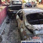 #Nicaragua Se queman dos vehículos en #Ocotal, Nueva Segovia https://t.co/Rouc4qlVIs https://t.co/P61b0Abxxu