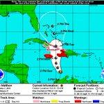 Alerte rouge pour la #Jamaïque et #Haiti à lapproche du cyclone #Matthew. https://t.co/KwOY2rNPKf
