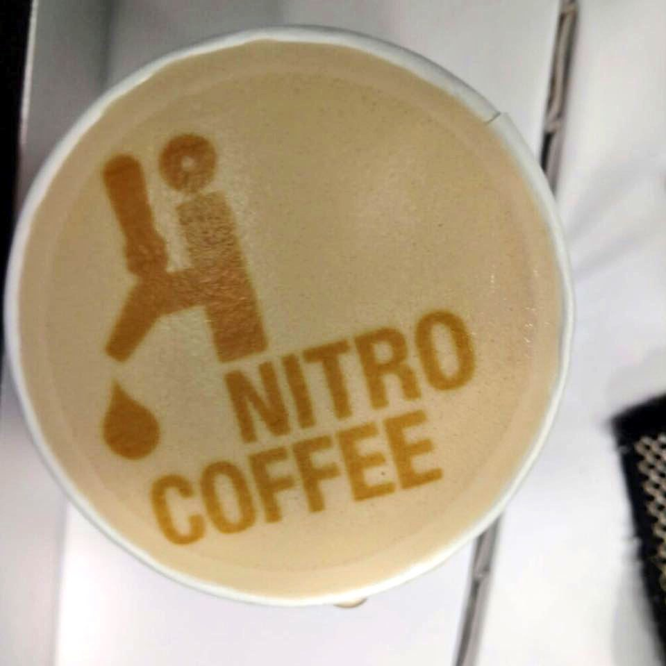 My fav thing in the world right now @nitrocoldbrew @coffeeripples https://t.co/zDOVUiEMG8