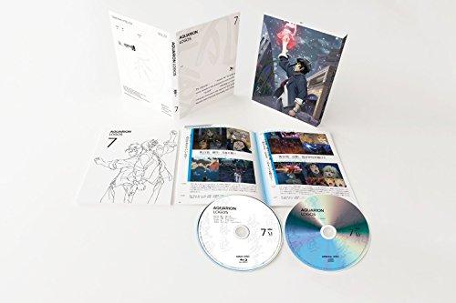 価格4000円~ アクエリオンロゴス Vol.7 Blu-ray 淺井孝行 佐藤英一 メディアファクトリー 島崎信長 千