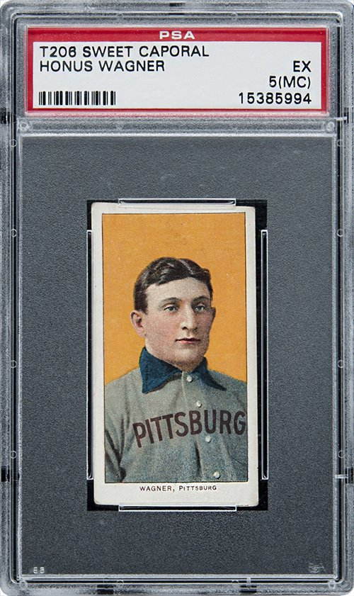 Final price for T206 Honus Wagner sold tonight by @GoldinAuctions - $3.185 million https://t.co/FpHPyUxy9B https://t.co/IPWEOtSCEZ