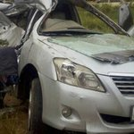 Thika Town MP Alice Ng'ang'a's bodyguard dies in accident