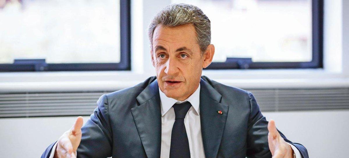 Itw Nicolas Sarkozy dans @Le_Figaro: «Mon plan pour baisser les impôts et les dépenses»... https://t.co/lrm8wn6sIK https://t.co/YNMAuLmN9y