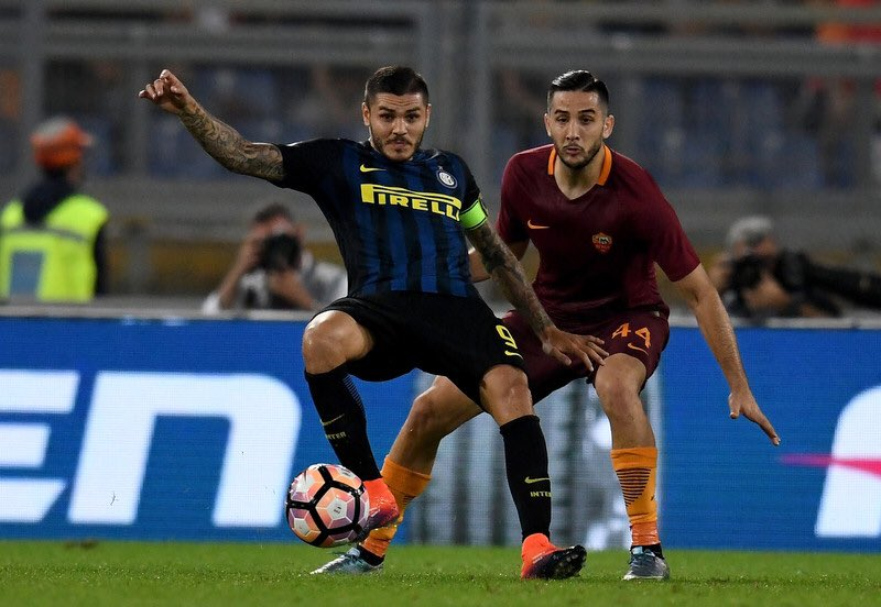 #RomaInter: Roma Inter