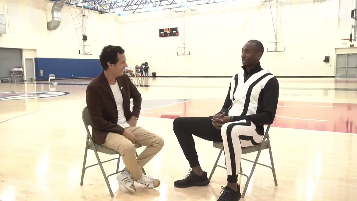 Al Arabiya interviews #Clippers star Luc Mbah a Moute https://t.co/yEC8zbmmDz @mbahamoute @Simobb_ https://t.co/YL3gdiIstk