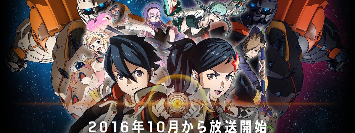 TVアニメ『ブブキ・ブランキ 星の巨人』(舞武器舞乱伎)BD / DVD 発売星の巨人 2017年3月24日予定 #ブブ