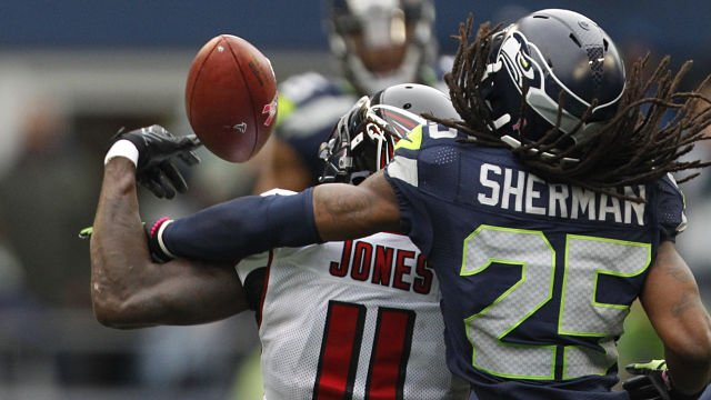 Image result for seahawks refs falcons