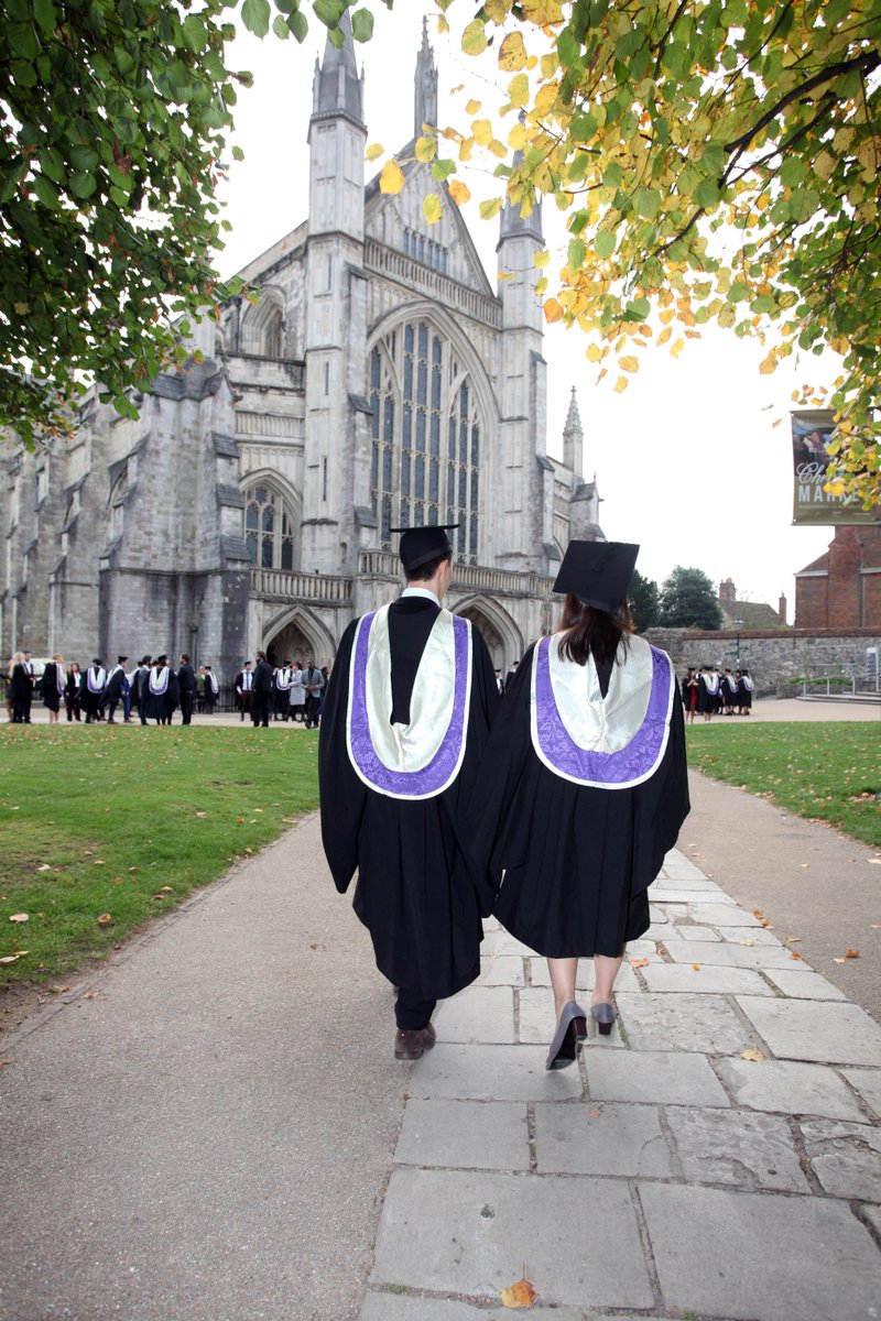 We're so proud of the 2,372 graduates who are our newest @WinchAlum – enjoy #graduation this week! #WinchGrad16 https://t.co/clriVqeuXZ
