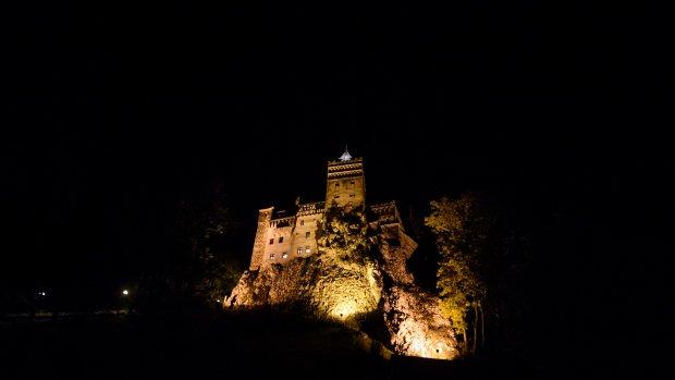 Sleep a night at Dracula's castle in Transylvania this Halloween
