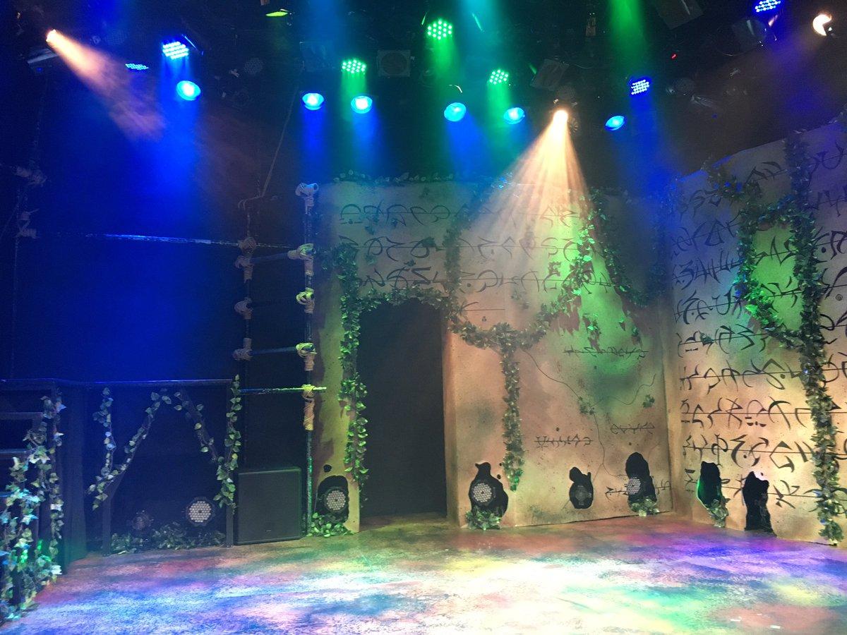 風雲かぼちゃの馬車 ミュージカル「SELVA!」昨日、無事終演致しました(*^^*)なんだかんだよく踊りました笑土井さん