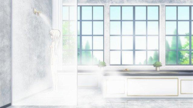 毎週シャワーシーンをぶっこんでるけど、毎週入浴してたアンジュ・ヴィエルジュは越えられない