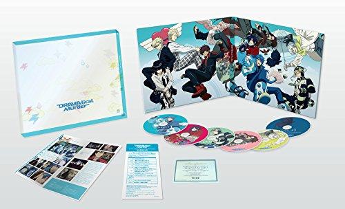 価格13698円~ DRAMAtical Murder Blu-ray BOX 初回生産限定 中澤まさとも 高橋広樹 三
