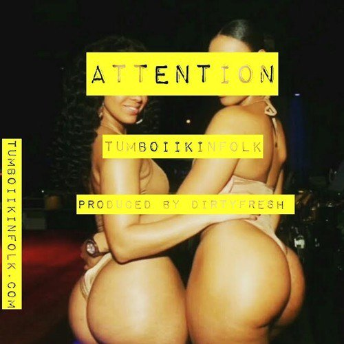 THEREALKIASHINE : #Attention (Pr