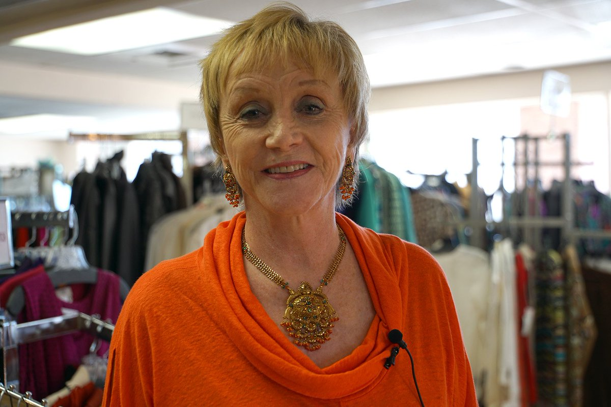 Pat has the prefect piece of jewelry to complete your outfit - come visit High Society today! https://t.co/rWpXPiJ1HJ
