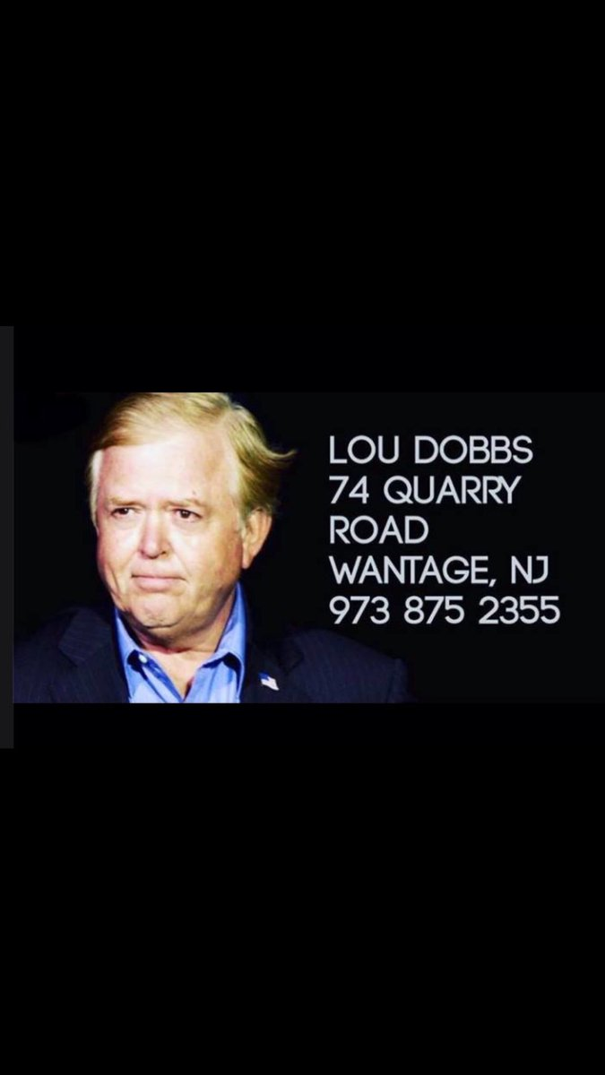 Here you go #LouDobbs what's good for the goose is good for the gander https://t.co/rWvQmD6esp https://t.co/qurApeU4nh
