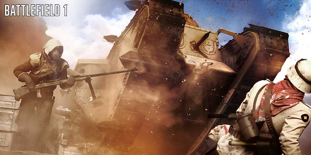 Play up to 10 hours of #Battlefield1 on your PC...before the game officially launches: https://t.co/0TRl7JL7ll https://t.co/WSUSXxHq1C