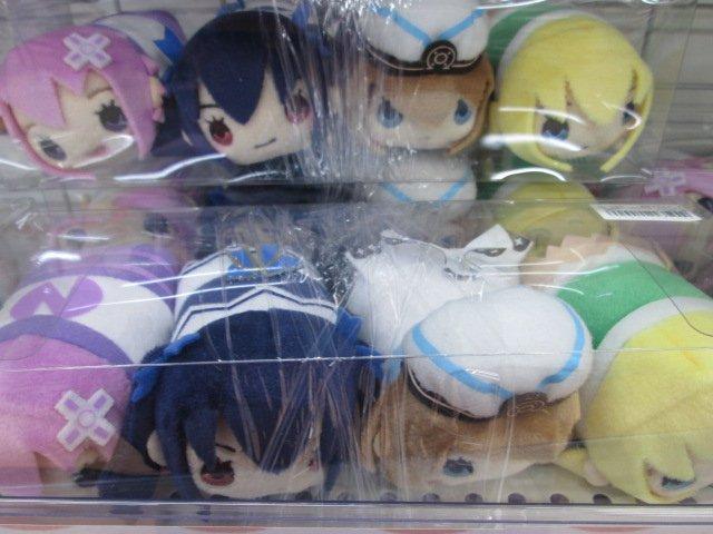 【仙台店】「ねぷねぷセレクトショップin博多・札幌」にて再販いたしました「ねぷねぷ もちっとぬいぐるみ(4種セット)」が