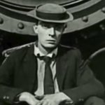 Let's look at the physics of Buster Keaton, the greatest stuntman that's ever lived: https://t.co/NhOKgDLP4S https://t.co/tp5xnf2Urc