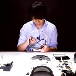 What exactly is inside the Playstation VR? Watch it get disassembled and find out: https://t.co/I7FjgzlG07 https://t.co/4Dxu4APSGp